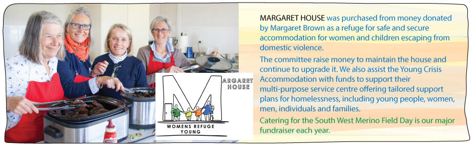 Margaret House Womens Refuge Young